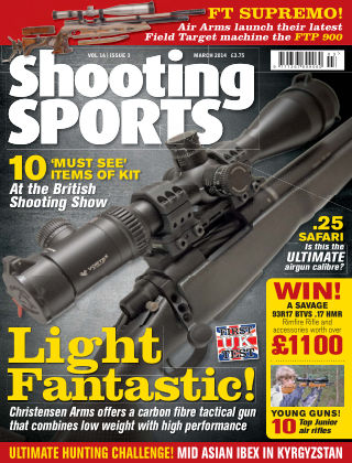 Shooting Sports March 2014