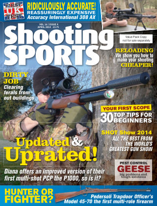 Shooting Sports April 2014
