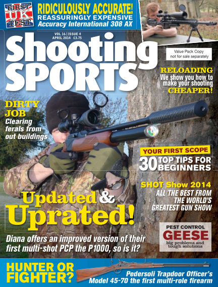 Shooting Sports March 07, 2014 00:00