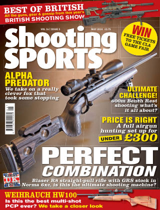 Shooting Sports May 2014