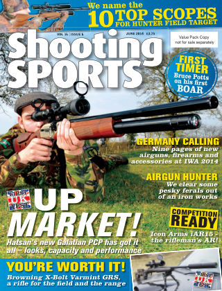 Shooting Sports June 2014