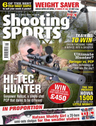 Shooting Sports August 2014