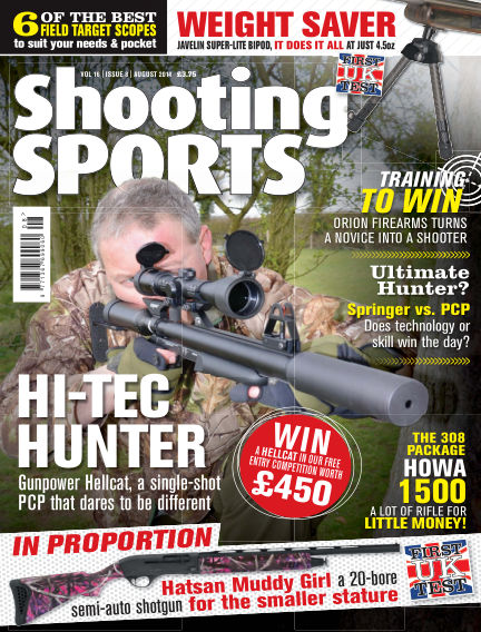 Shooting Sports July 04, 2014 00:00