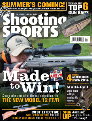 Shooting Sports July 2014