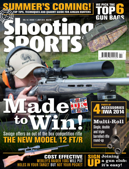 Shooting Sports June 06, 2014 00:00