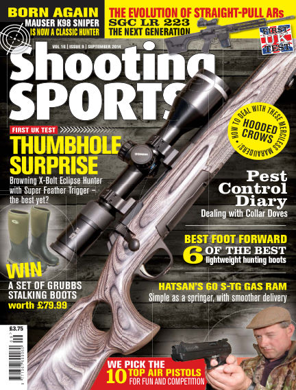 Shooting Sports August 01, 2014 00:00