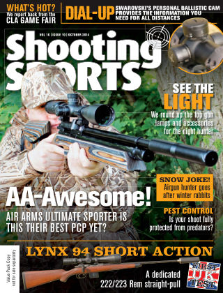 Shooting Sports October 2014