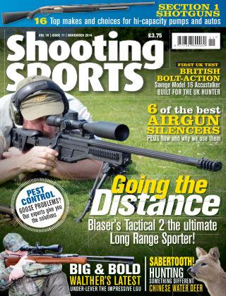Shooting Sports November 2014