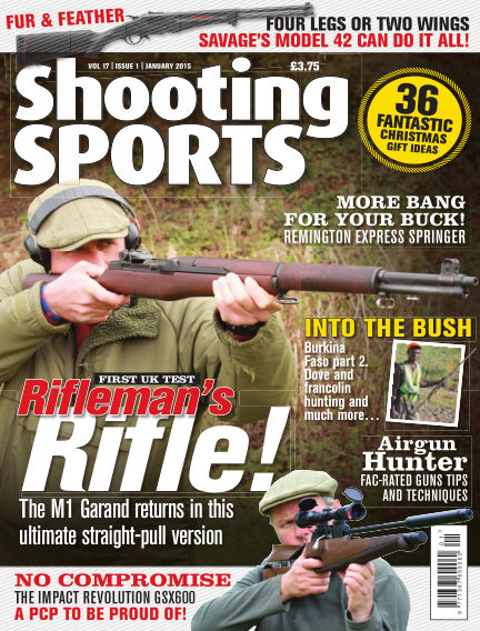 Shooting Sports December 05, 2014 00:00