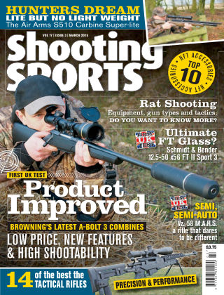 Shooting Sports March 2015