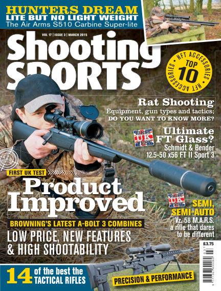 Shooting Sports February 06, 2015 00:00