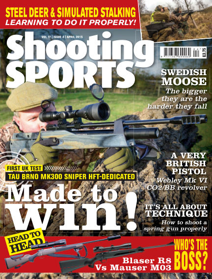 Shooting Sports March 06, 2015 00:00