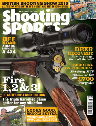 Shooting Sports May 2015