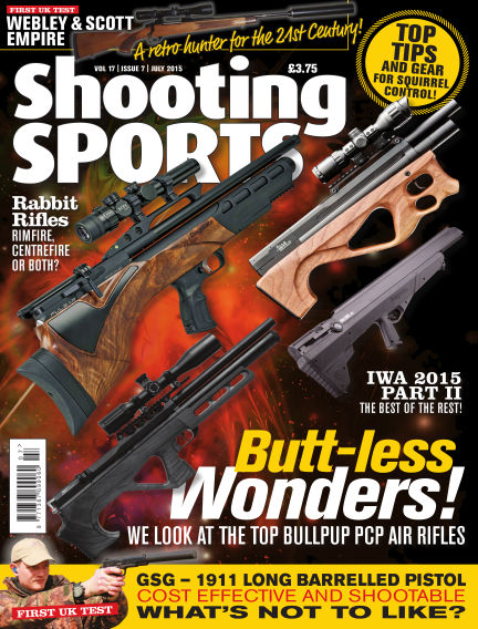 Shooting Sports June 05, 2015 00:00