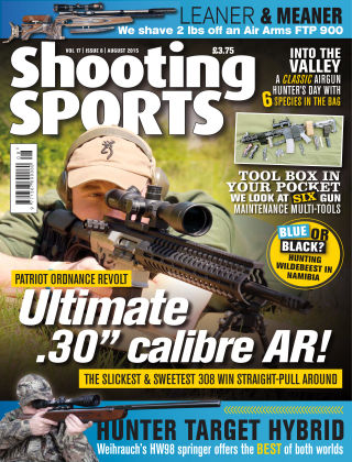Shooting Sports August 2015