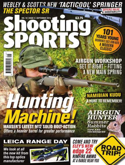 Shooting Sports August 07, 2015 00:00