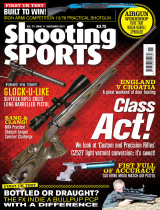 Shooting Sports November 2015