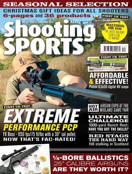 Shooting Sports November 06, 2015 00:00