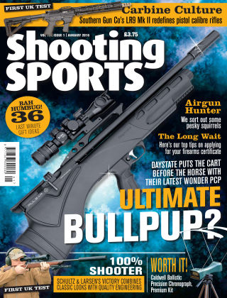 Shooting Sports January 2016