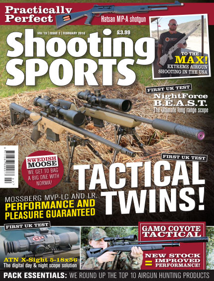 Shooting Sports January 08, 2016 00:00