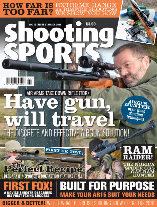 Shooting Sports March 2016