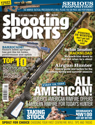 Shooting Sports April 2016