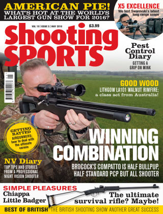 Shooting Sports May 2016