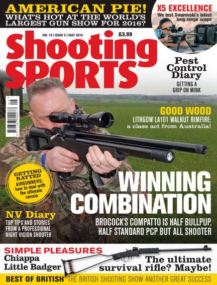 Shooting Sports April 01, 2016 00:00