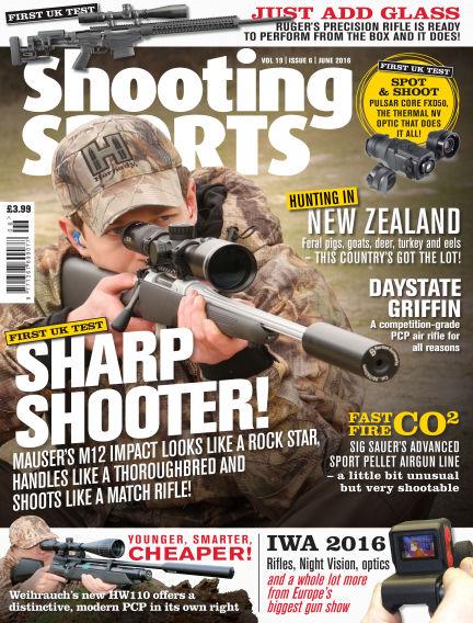 Shooting Sports May 06, 2016 00:00