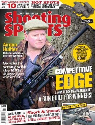 Shooting Sports July 2016