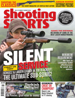 Shooting Sports August 2016