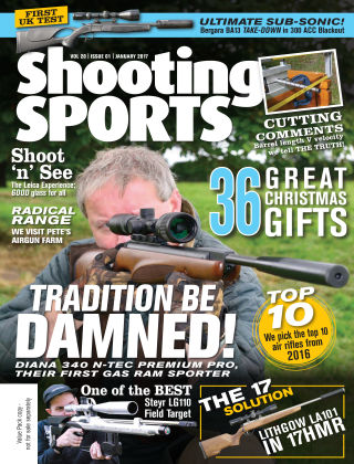 Shooting Sports January 2017