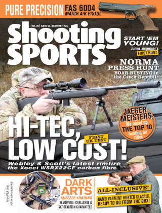 Shooting Sports February 2017