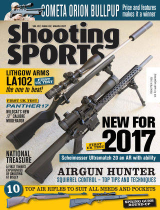 Shooting Sports March 2017