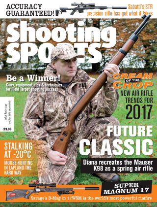 Shooting Sports April 2017