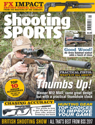Shooting Sports May 2017