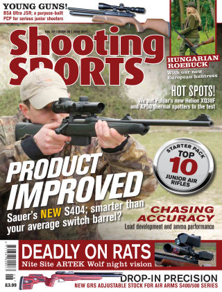Shooting Sports June 2017