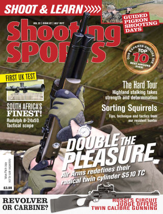 Shooting Sports July 2017