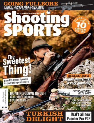 Shooting Sports September 2017
