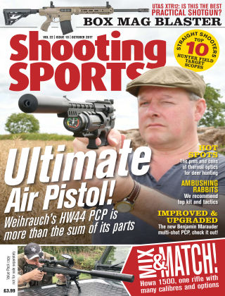 Shooting Sports October 2017