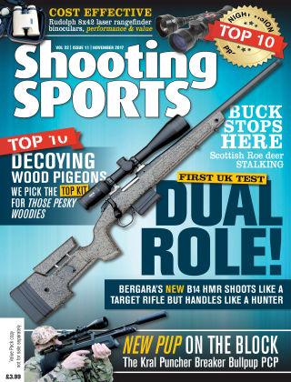 Shooting Sports November 2017