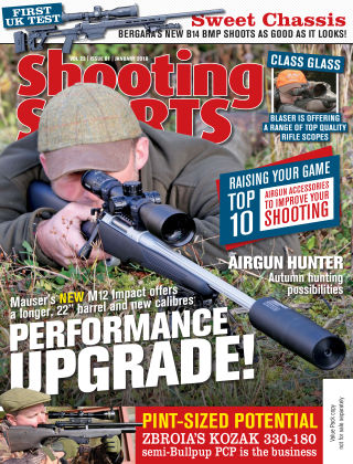 Shooting Sports January 2018