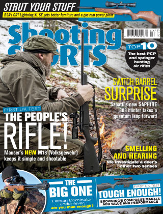 Shooting Sports April 2018