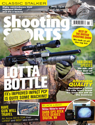 Shooting Sports May 2018