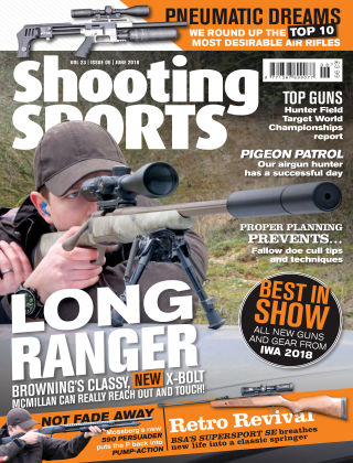 Shooting Sports Jun 2018
