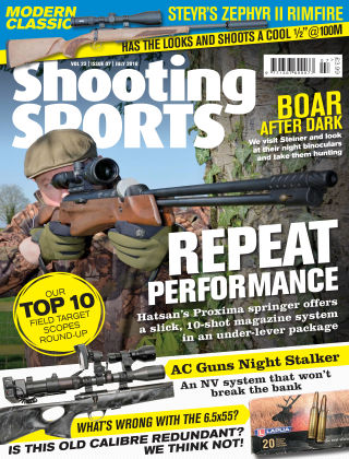 Shooting Sports Jul 2018