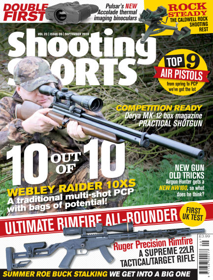 Shooting Sports August 02, 2018 00:00