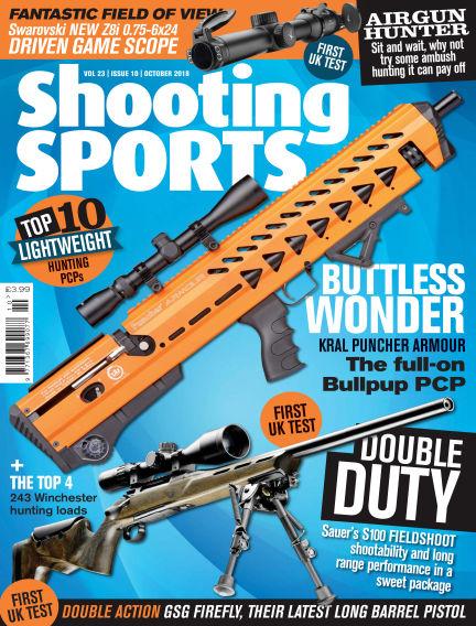 Shooting Sports September 06, 2018 00:00