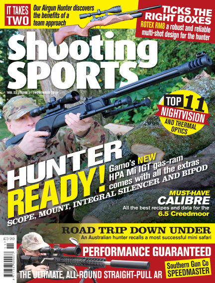 Shooting Sports October 04, 2018 00:00