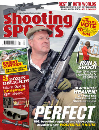 Shooting Sports January19